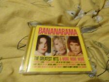 BANANARAMA - THE GREATEST HITS & MORE MORE MORE (ORIGINAL 2007 'BEST OF' CD)