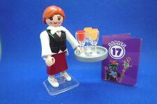 Playmobil SW-3 Woman Figure Series-17 Girls 70243 Cocktail Waitress