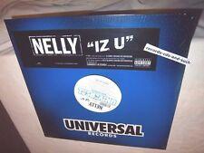 """NELLY-IZ U-3 VERSIONS-UNIVERSAL B0001838-11 NEW SEALED VINYL RECORD 12"""""""