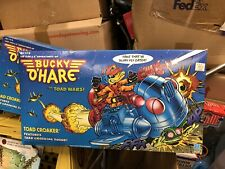 1991 S.p.a.c.e. Adventures Of Bucky O'Hare Toad Craoker Sealed afa quality