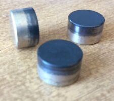 Poly Crystaline Diamond PCD Element Six ,dynadrill 13 x 8 mm rock cutting bits