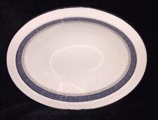 Royal Doulton Sherbrooke H5009 Oval Serving Bowl 10 3/4 x 8 1/2