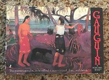 Gauguin : A Postcard Book (1988, Trade Paperback)