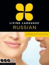 Living Language Russian, Complete Edition: Beginner to Advanced [With 3 Paperbac