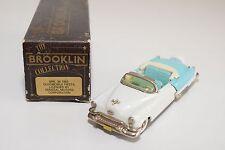 -- BROOKLIN SET BRK 79 1953 OLDSMOBILE FIESTA WHITE TURQUOISE MINT BOXED