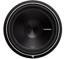 "NEW ROCKFORD FOSGATE P3D4-15 15"" 1200 Watt 4-Ohm Car Audio Subwoofer Sub P3D415"
