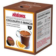 Cioccolata E Arancia Per Dolce Gusto 40 Capsule