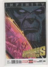 Guardians of the Galaxy (Volume 3) #9 Brian Bendis Infinity Thanos 9.6