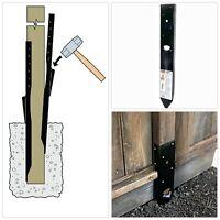 Simpson Strong-Tie Easy Fence Repair 12 Gauge Steel E-Z Mender Connector Fencing