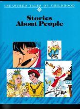 Jack and the Beanstalk-Rumpelstiltskin-Teeny-Tiny Tales-Anne Sellers Leaf-E. Web
