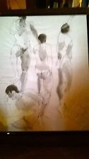 The Nude Men by MJune 1995