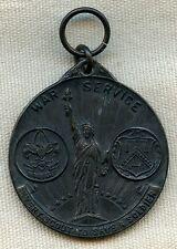 Boy Scout WWI Service Medal
