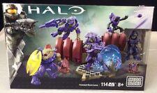 NEW Mega Bloks Halo Covenant Storm Lance 114 Pcs. DLB96 Commander Jackal Elite