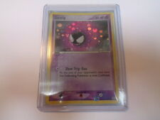 POKEMON TCG #63/112 GASTLY EX FIRERED LEAFGREEN REV HOLO - MINT/NM - HTF