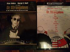 Stanley Kubrick Dr Strangelove (1963) 4K Ultra HD UHD Blu-ray with Slipcover New
