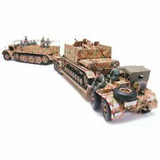 TAMIYA 35246 Famo and Tank Transporter 1:35 Military Model Kit
