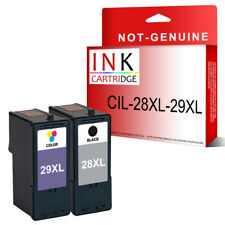 2 ink cartridge for Lexmark NO.28XL NO.29XL X2500 X2510 X2530 X2550 X5070