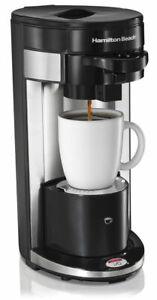 Hamilton Beach FlexBrew Single Serve Ground & K-Cup Coffee Maker   49999A