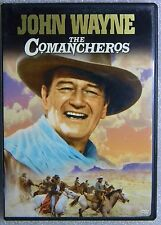 LIKE NEW The Comancheros 1961 WS DVD John Wayne Lee Marvin Michael Curtiz Color