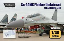 Wolfpack 1:48 Su-30MK Flanker Update Set for Academy - Resin Detail #WP48135
