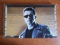 Terminator 2 total recall plexiglass ultimate edition