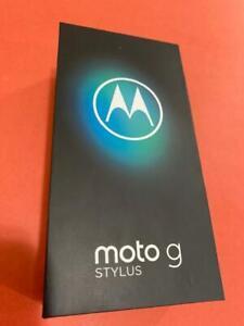 Motorola Moto g STYLUS - 128GB - Blue 4G LTE (UNLOCKED) Brand New Sealed