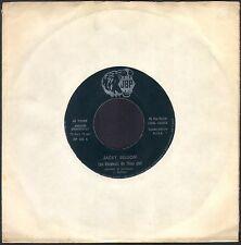 JACKY BELLION PETIT LABEL JBP LYON RARE 45T EP BIEM  LES VENDEURS DU 7ème CIEL