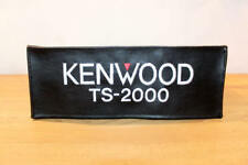 KENWOOD TS-2000 HAM RADIO DUST COVER KENWOOD LOGO APPROVAL DXCOVERS
