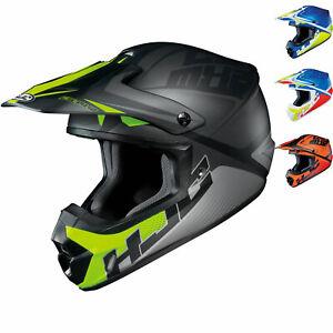 HJC CS-MX II Ellusion Motocross Helmet