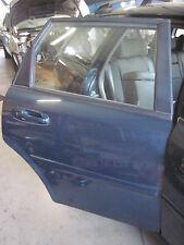 Tür hinten rechts Chevrolet Nubira Kombi blau 58U