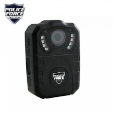 Police Force Tactical Body Camera Pro Hd Dash Cam 32gb One Touchremote Activate