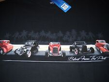 Ford Vintage Hot Rod / Deuce Coupe T-Shirt Black -3XL-T (3XLT)  NEW w/Tags