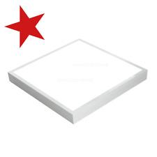PANNELLO PLAFONIERA LED NON DA INCASSO 60X60cm 48W o 60w ESTERNO + kit fissaggio