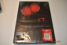 It: Chapter Two (DVD, 2019, 2-Disc Set, Special Edition) New & Sealed FREE S/H
