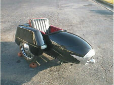 Duna sidecar for vintage BMW, Jawa, Triumph, Honda, etc