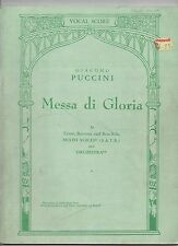 Vocal Score Classical Contemporary Sheet Music & Song Books