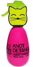 Pet Head Knot Detangler Cat Dry Shampoo 180ml Watermelon Scent With Argan Oil