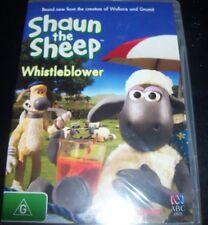 Shaun The Sheep - Whistleblower ABC Kids (Australia Region 4) DVD – New