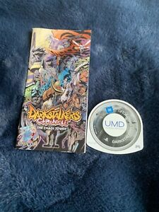 """Darkstalkers Chronicle The Chaos Tower  Sony PSP  """"FREE UK  P&P"""""""