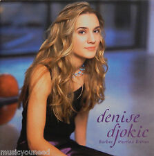 Denise Djokic & David Jalbert - Barber Martinu Britten (CD 2002, Sony) Classical