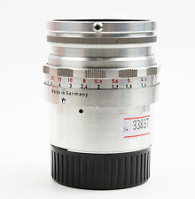 Pre-series 0000000 Meyer primoplan 58mm f/1.9 V modified to Leica L39 Screw