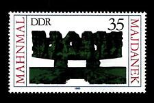 GERMANY - GERMANIA - DDR - 1980 - Monumenti internazionali del ricordo: Majdanek