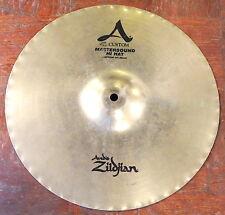 "Avedis Zildjian A Custom Mastersound 14"" Hi-Hat Bottom Drum Cymbal USA"