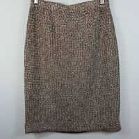 [ ST JOHN Couture Usa  ] Womens Knit Skirt RRP$800+ | Size AU 10 or US 6