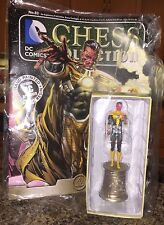 DC chess figure SINESTRO BLACK BISHOP eagle moss new forever evil