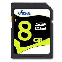 8 Go SD SDHC Carte Mémoire pour Canon EOS 450D (EOS Rebel XSi / EOS Kiss X2)