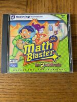 Math Blaster For 2nd Grade PC Game