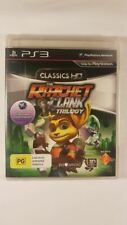 The Ratchet And Clank Trilogy PS3 Brand New PAL