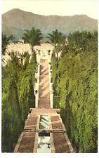 CA - SANTA BARBARA - El Fureidis - A Montecito Residence - Un-Used  Hand-Colroed