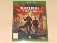 Sherlock Holmes The Devil's Daughter XBox One **FREE UK POSTAGE**